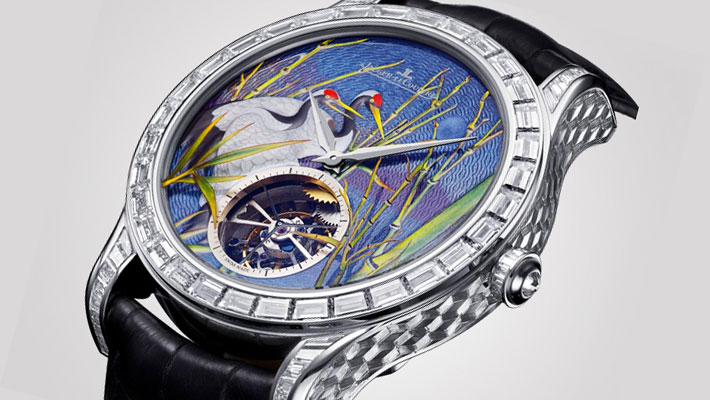Master Grand Tourbillon Enamel