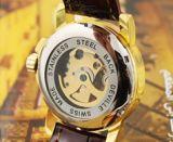 Женские часы скелетоны механические с автоподзаводом