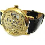 Часы унисекс скелетоны в стиле Patek Philippe