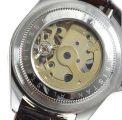 Женские часы скелетоны со стразами