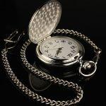 Мужские карманные часы в классическом стиле