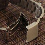 Необычные кварцевые часы унисекс