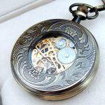 Мужские карманные часы со знаками зодиака