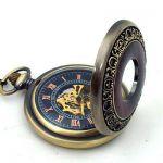Карманные ретро часы