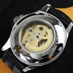 АКЦИЯ! Классические мужские наручные часы скелетоны