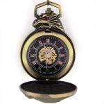 Карманные часы-скелетон