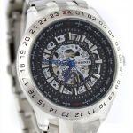 Стильные мужские часы cкелетоны
