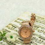 Женский браслет часы