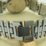 Кварцевые женские часы браслет серебристого цвета