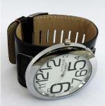 Часы для женщин с большим циферблатом