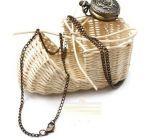 АКЦИЯ! Карманные часы кулон для женщин