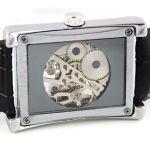 Механические часы скелетоны Silver Ton