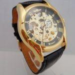 Мужские механические часы скелетоны U80