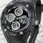 Спортивные мужские часы 3 АТМ, будильник, секундомер