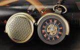 Механические карманные часы в аристократическом стиле!