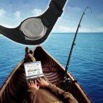 Уникальные часы для рыбалки с барометром, термометром, альтиметром!