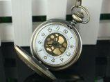 Карманные часы с кварцевым механизмом