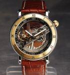 Необычные часы скелетоны