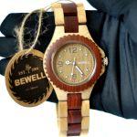 Деревянные наручные часы унисекс