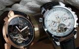 Классические механические часы Tourbillon