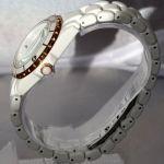 Часы копия Chanel с металлическим браслетом
