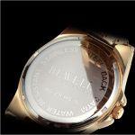 Женские наручные часы BEWELL с деревянными вставками