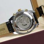 Механические наручные часы с доп. циферблатами