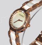 АКЦИЯ! Женские часы точная копия Chanel white