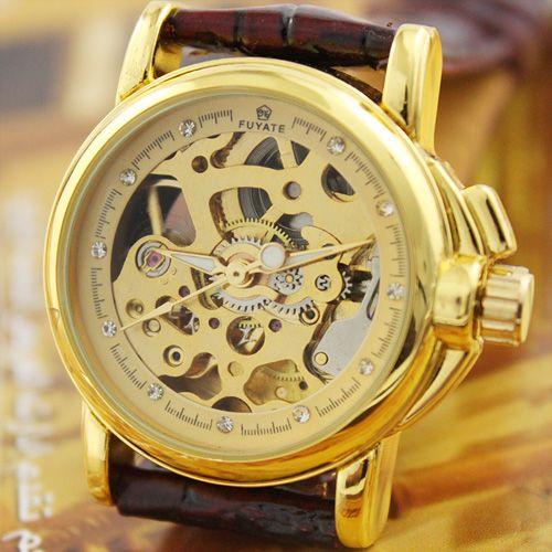 Однако женские часы скелетоны становятся весьма привлекательными для прекрасной половины человечества