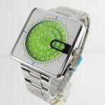 Креативные часы с необычным циферблатом