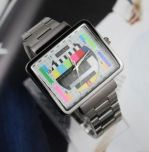Наручные часы - телевизор