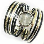Оригинальные часы в виде браслета