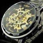Часы скелетоны для мужчин