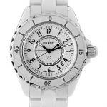 Женские керамические часы Chanel J12
