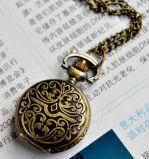 АКЦИЯ! Женские часы-кулон на цепочке с орнаментом